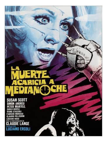 Death Walks at Midnight (1972)