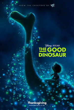 The Good Dinosaur (2015; animated)