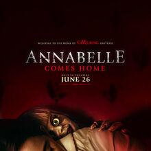 Annabelle Comes Home 2019 Cinemorgue Wiki Fandom