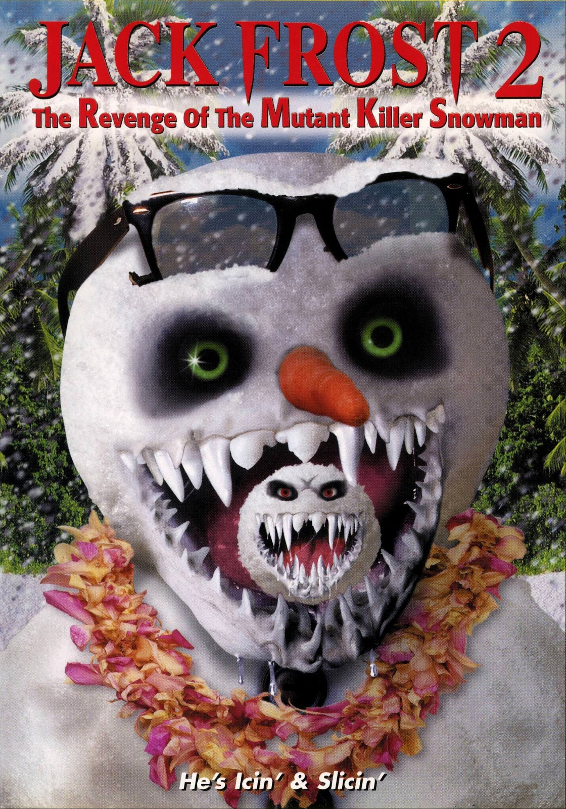 Jack Frost 2: Revenge of the Mutant Killer Snowman (2000)