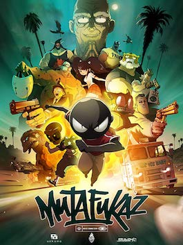 Mutafukaz (2017; animated)
