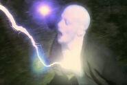 Powder lightning