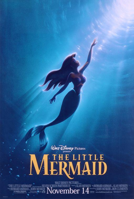 The Little Mermaid (1989; animated)
