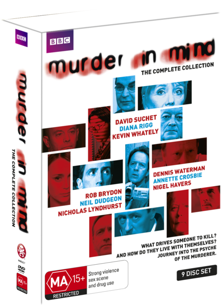 Murder in Mind (2001 series)
