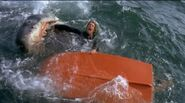Jaws Estuary Man