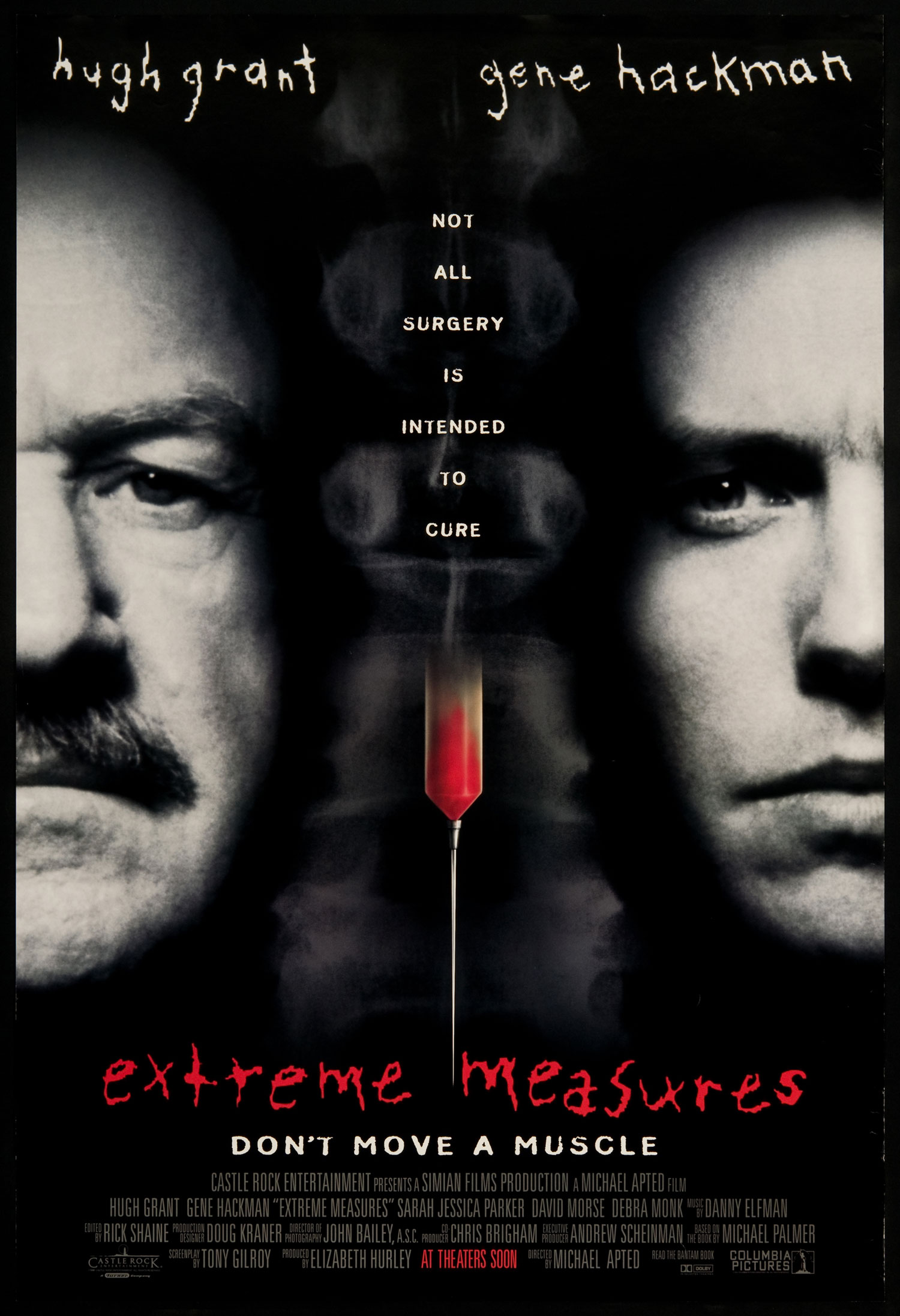 Extreme Measures (1996)