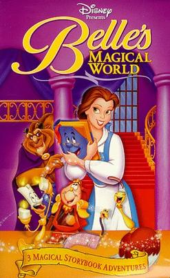 Beauty and the Beast: Belle's Magical World (1998; animated)