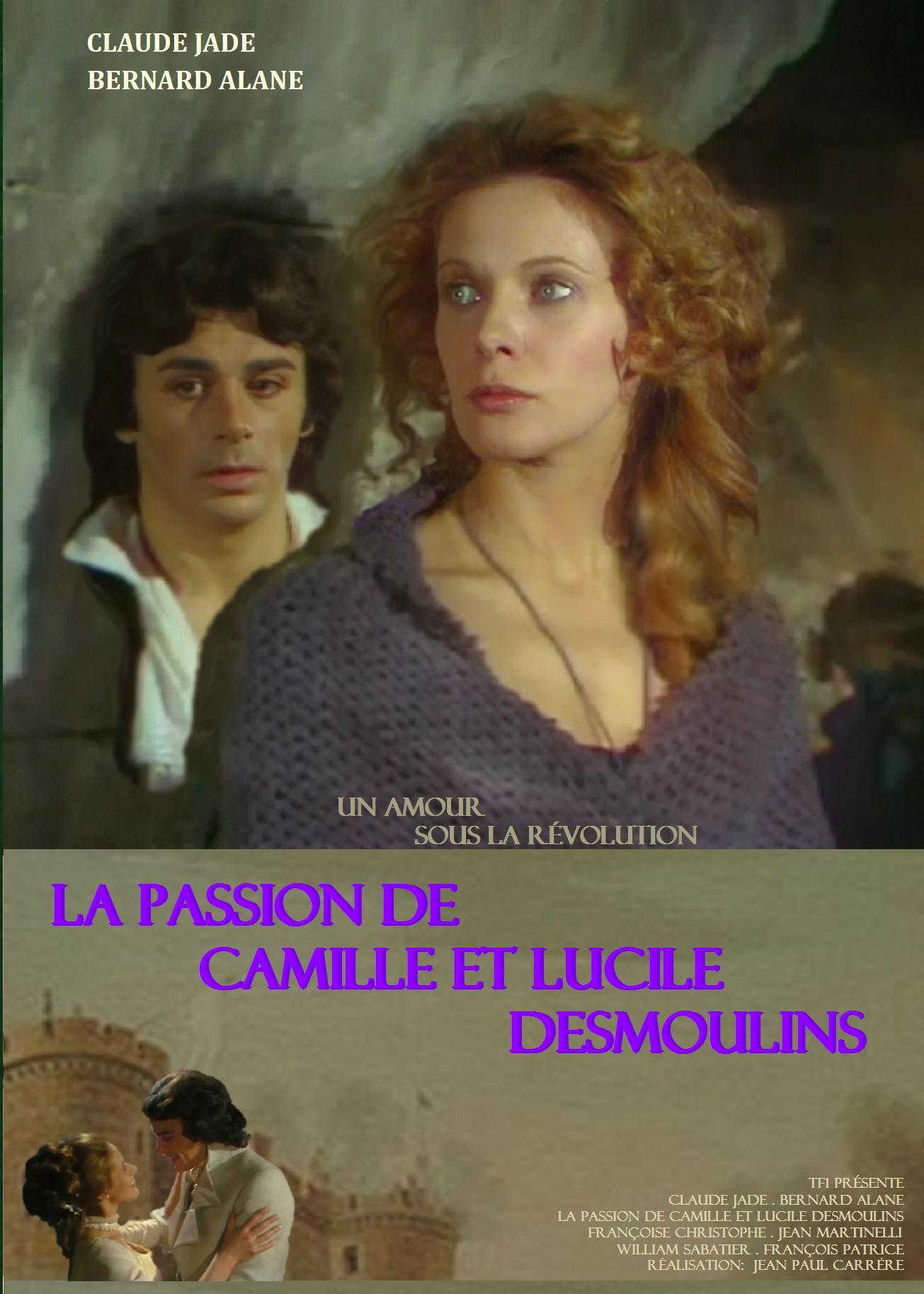 La passion de Camille et Lucile Desmoulins (1978 TV)
