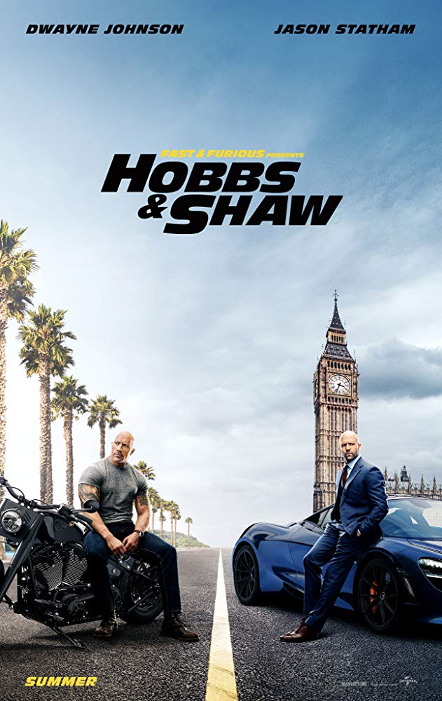 Fast & Furious Presents: Hobbs and Shaw (2019)
