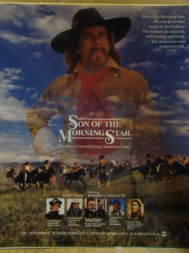 Son of the Morning Star (1991 TV)