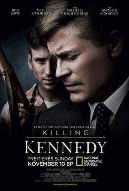 Killing Kennedy (2013 TV)