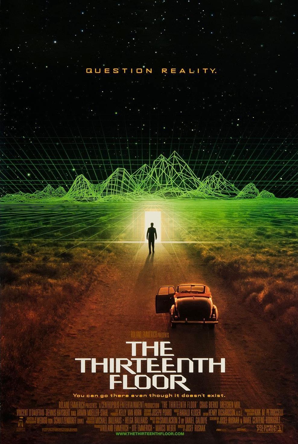 The Thirteenth Floor (1999)