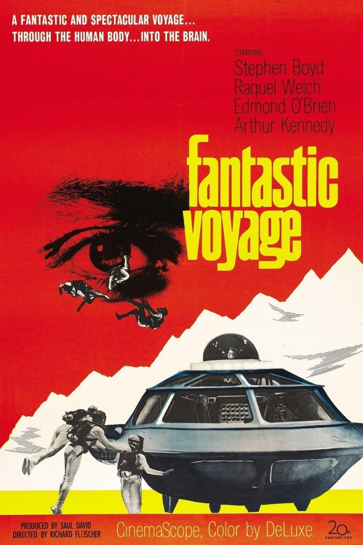 Fantastic Voyage (1966)