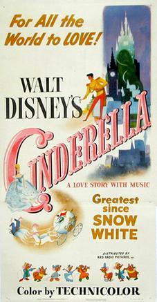 Cinderella (1950; animated)