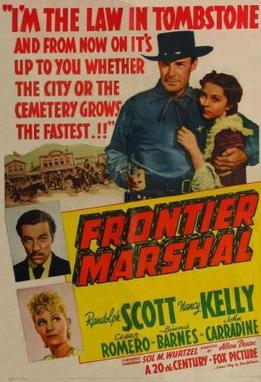 Frontier Marshal (1939)