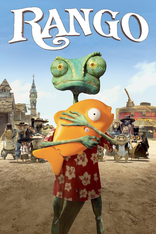 Rango (2011; animated)