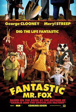 Fantastic Mr. Fox (2009; animated)