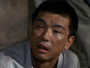 Mako dying in 'The Time Tunnel-Kill Two by Two'