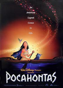 Pocahontas (1995; animated)
