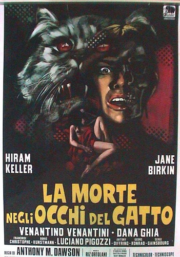 Seven Deaths in the Cat's Eye (1973)