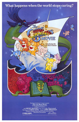 The Care Bears Movie (1985; animated)