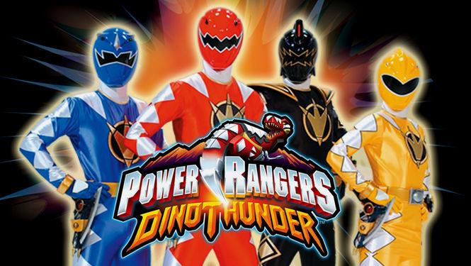 Power Rangers Dino Thunder (2004 series)