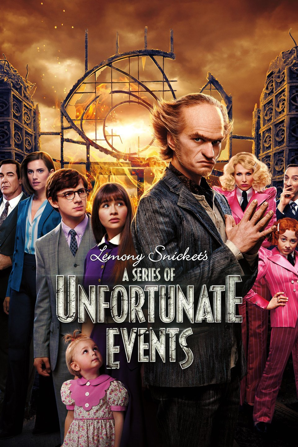 A Series of Unfortunate Events (2017 series)