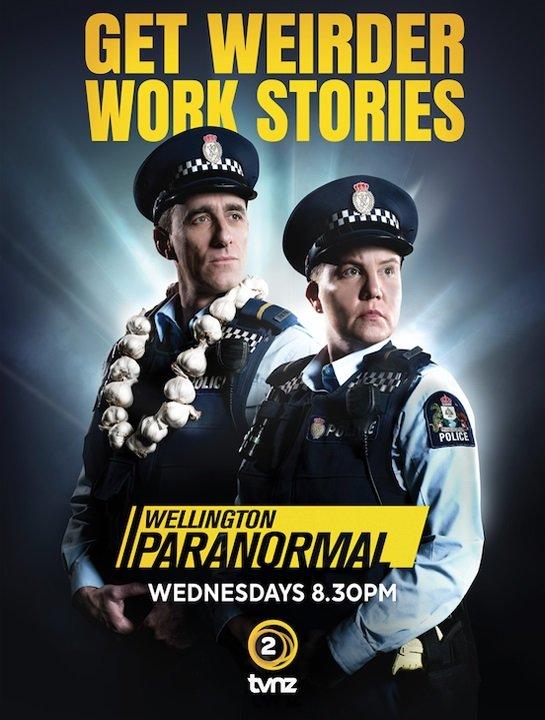 Wellington Paranormal (2018 series)