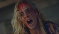 Samara Weaving in Ash vs Evil Dead- The Dark One