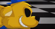 Fredbear's lifeless head (Part 16)