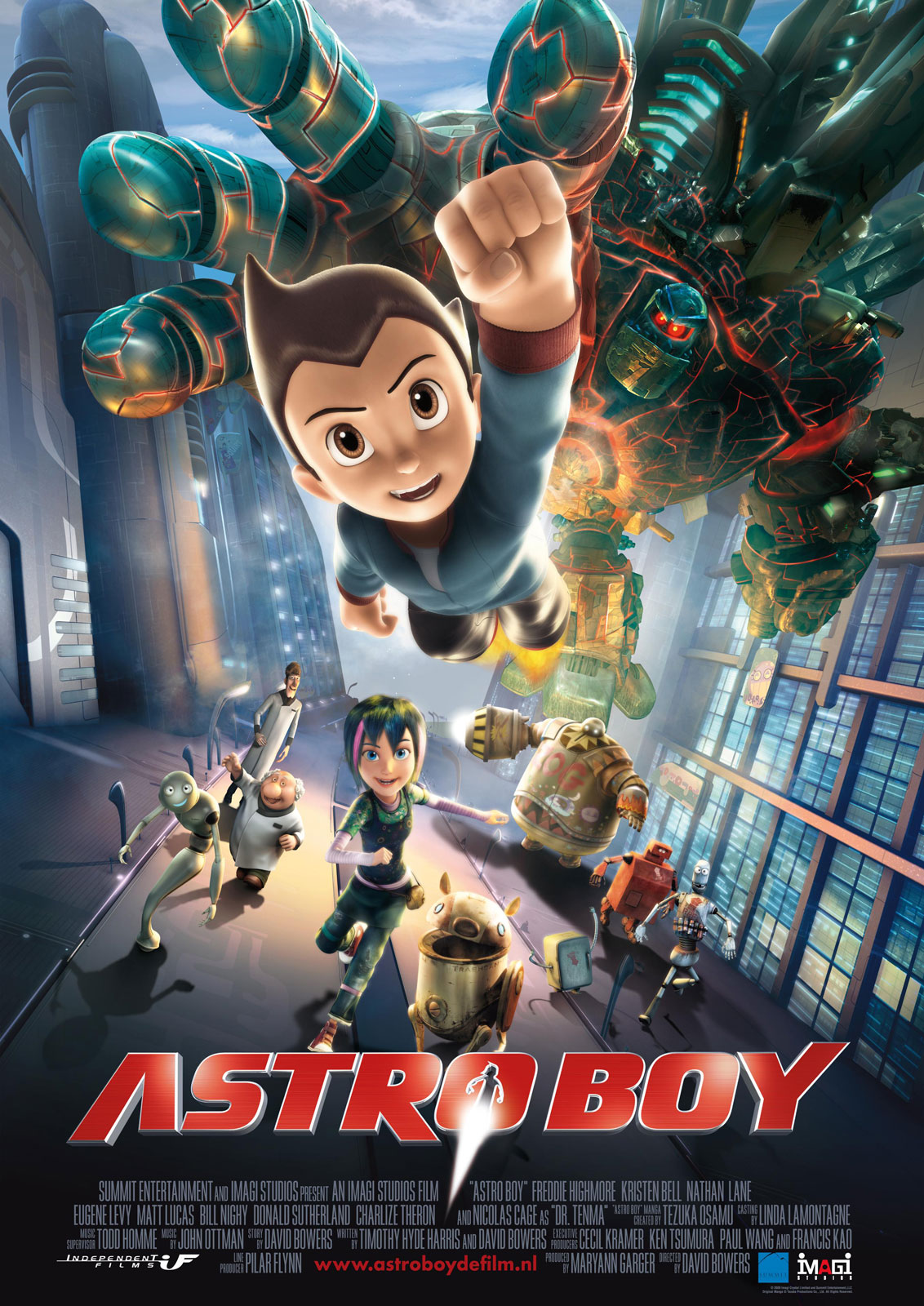 Astro Boy (2009; animated)