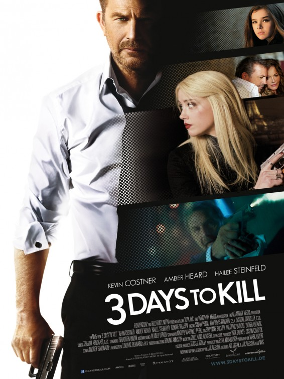 3 Days to Kill (2014)