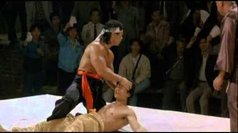 Bloodsport Chong Li vs Chuan Ip Mung