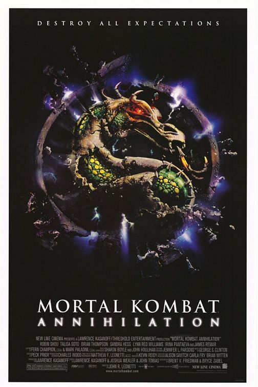Mortal Kombat: Annihilation (1997)