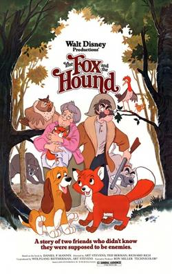 The Fox and the Hound (1981; animated)