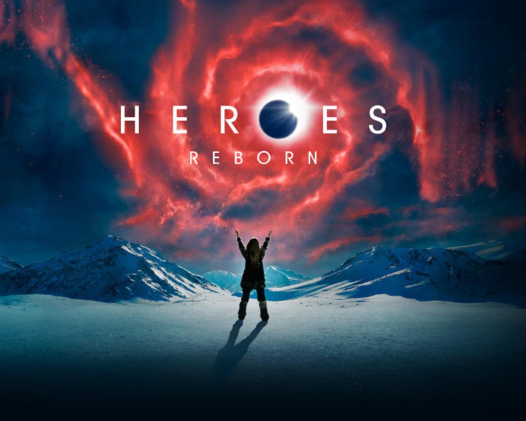 Heroes Reborn (2015 miniseries)