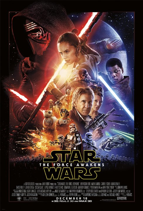 Star Wars Episode VII: The Force Awakens (2015)