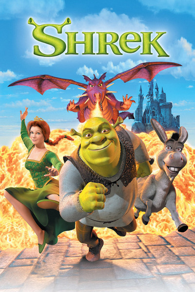 Shrek (2001; animated)