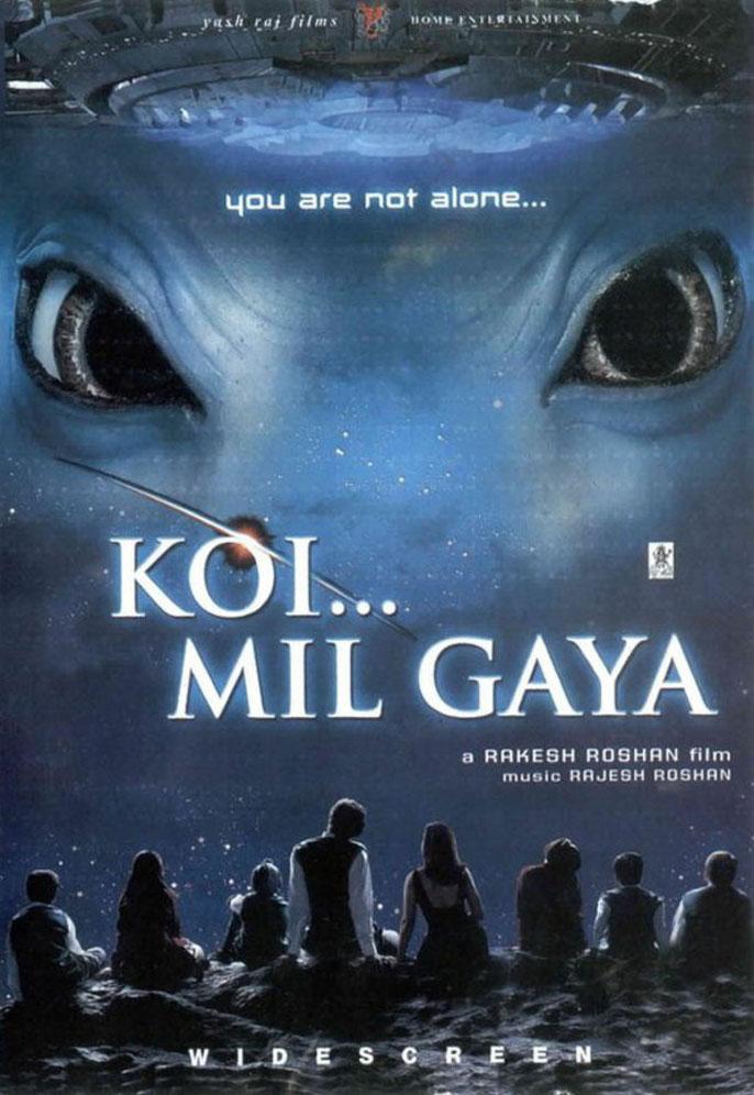 Koi...Mil Gaya (2003)