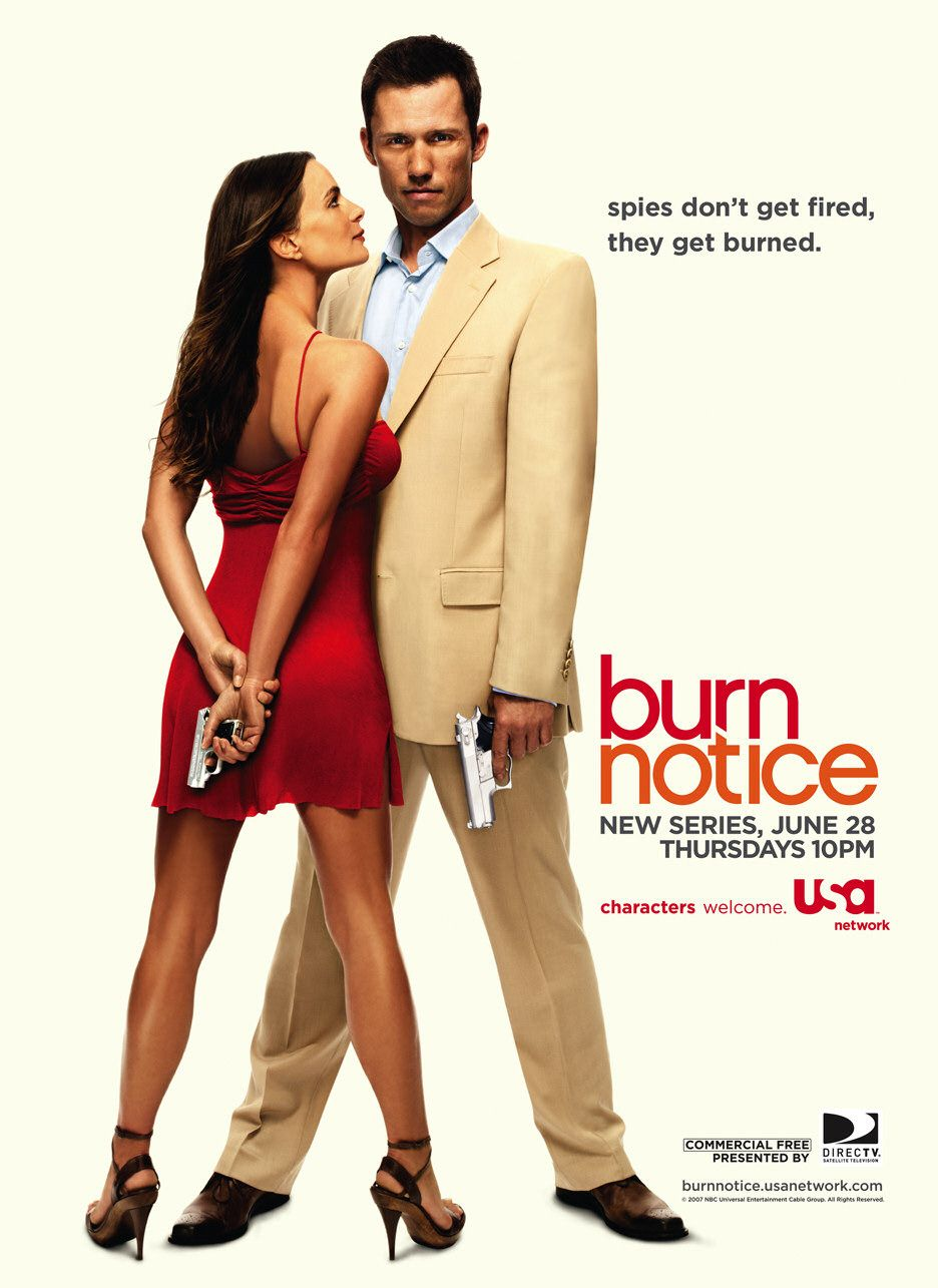 Burn Notice (2007 series)