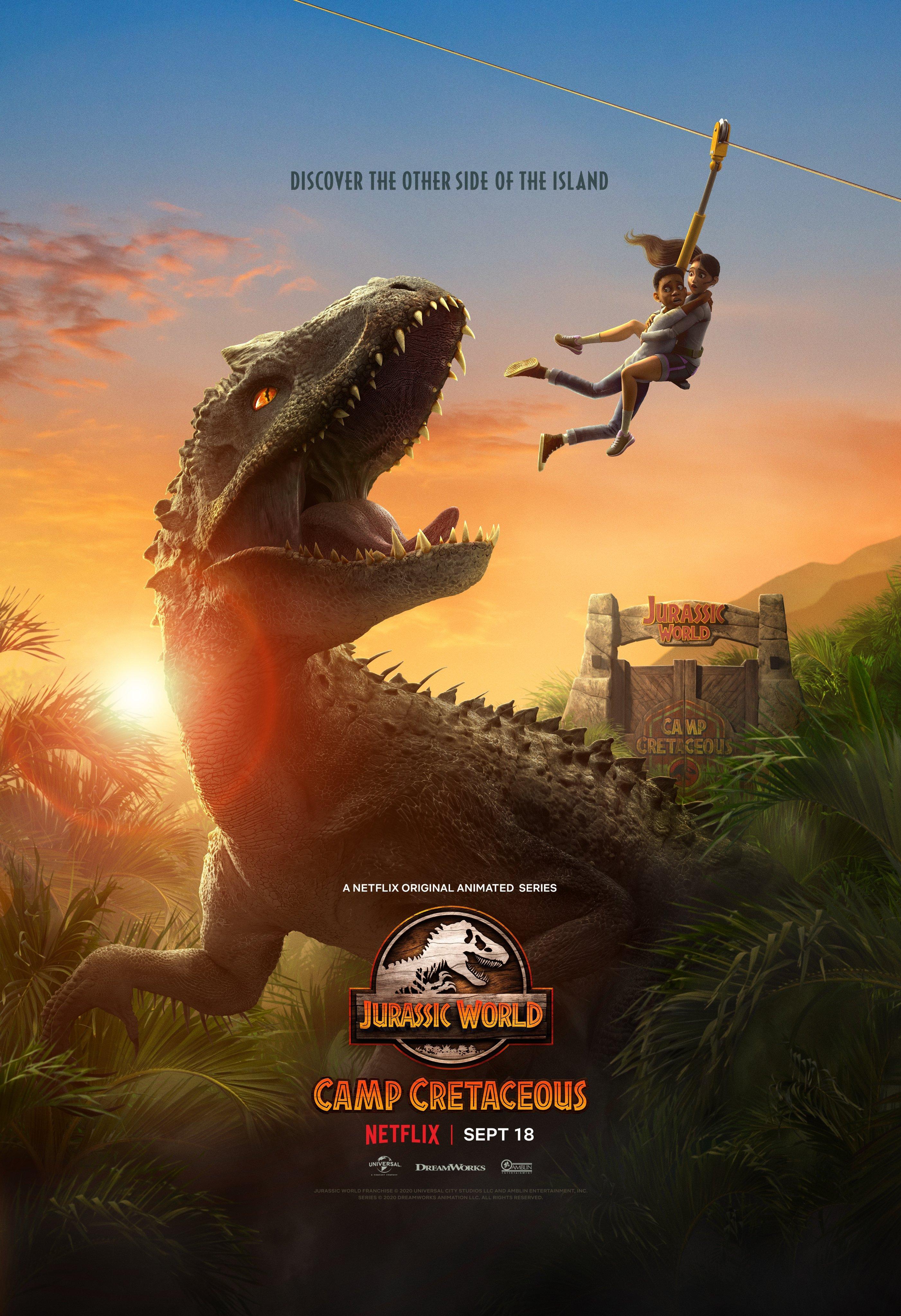 Jurassic World: Camp Cretaceous (2020 series)