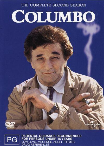 Columbo Season 2 R4--cdcovers cc--front.jpg