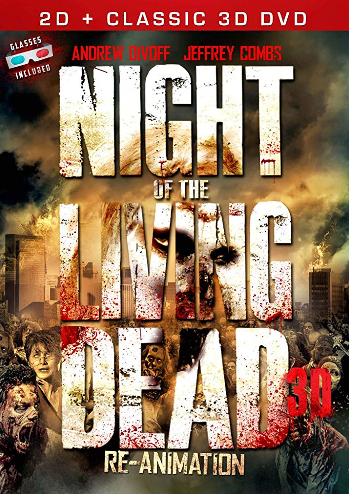 Night of the Living Dead 3D: Re-Animation (2012)