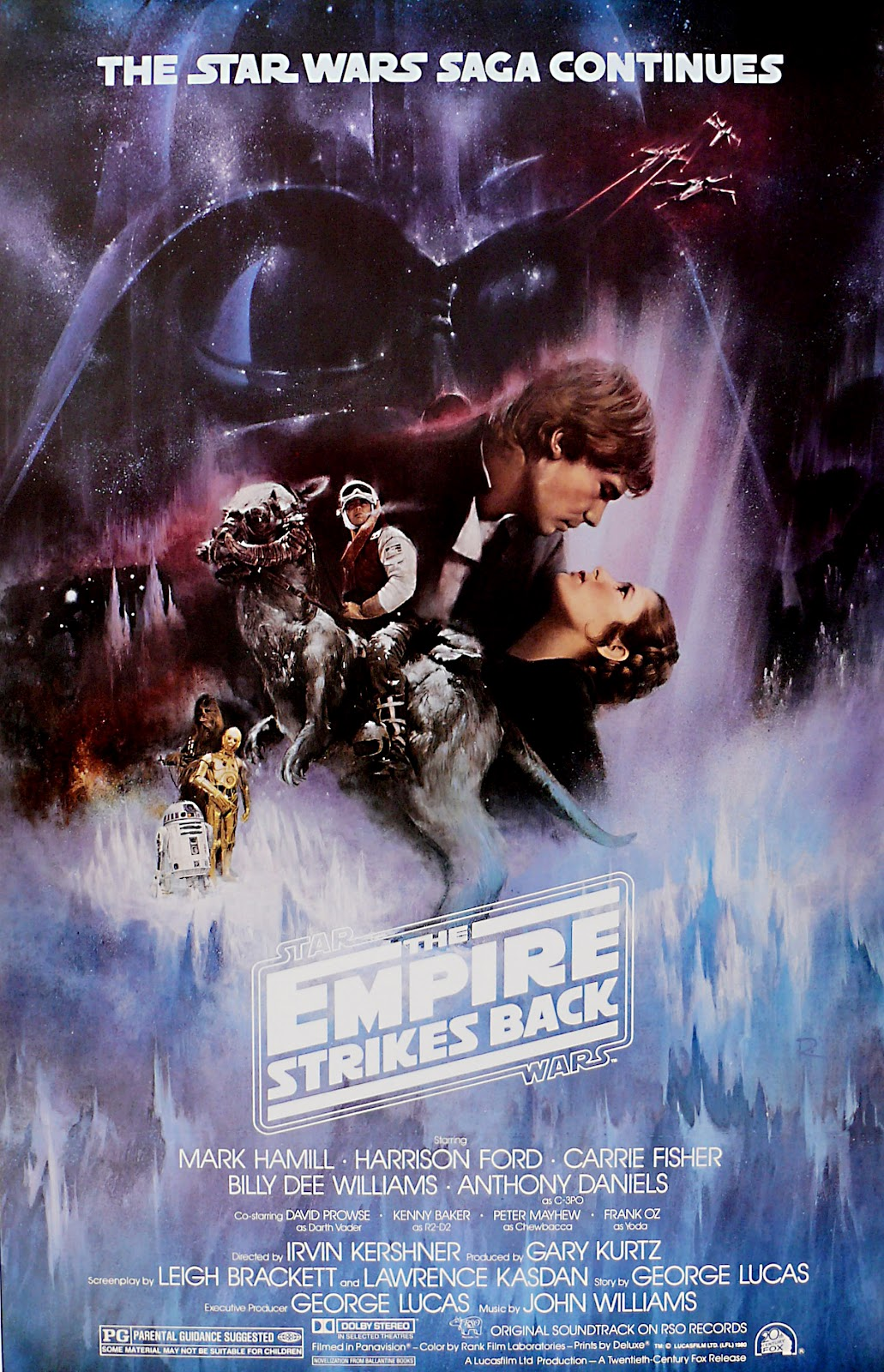 Star Wars Episode V: The Empire Strikes Back (1980)