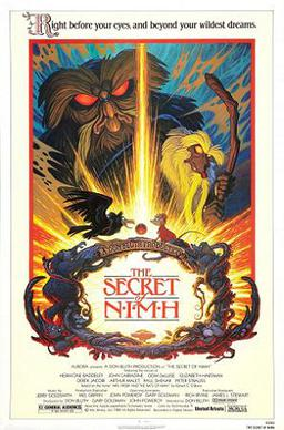 The Secret of NIMH (1982; animated)