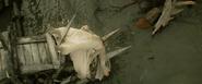 Saruman's death