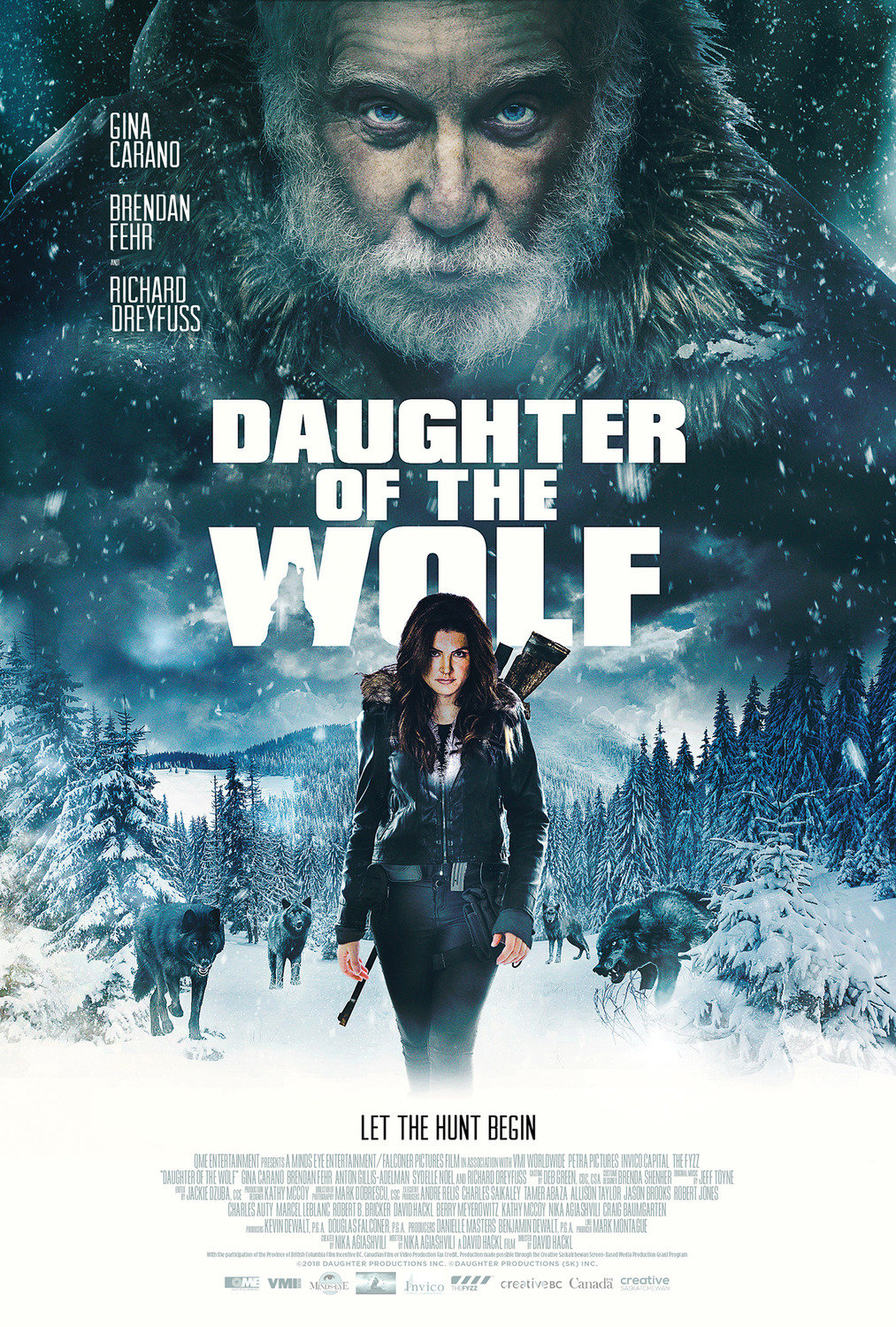 Daughter of the Wolf (2019)