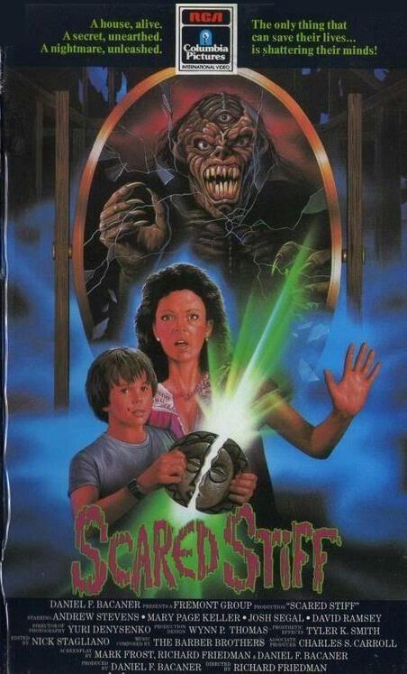 Scared Stiff (1986)