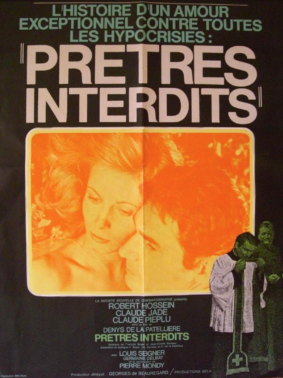 Forbidden Priests (1973)