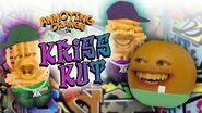 Annoying Orange - Kriss Kut (ft